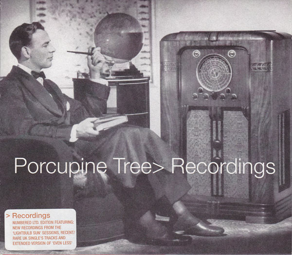 Porcupine Tree — Recordings