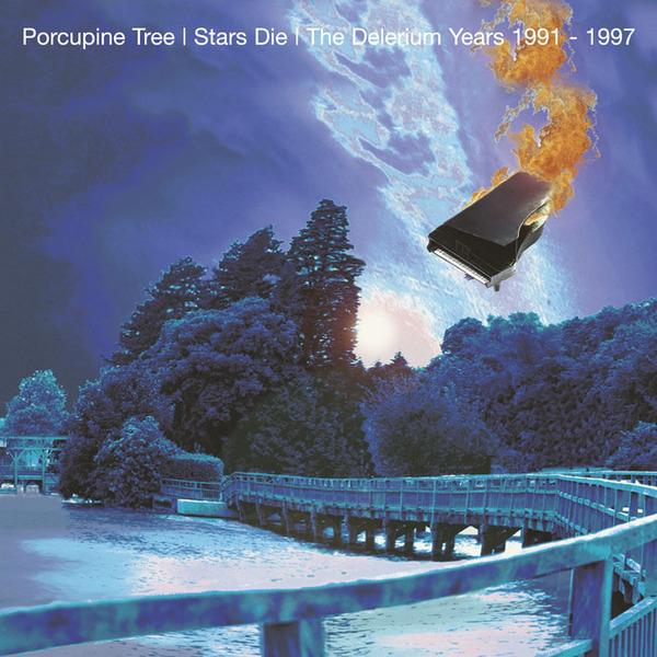 Porcupine Tree — Stars Die: The Delerium Years 1991-1997