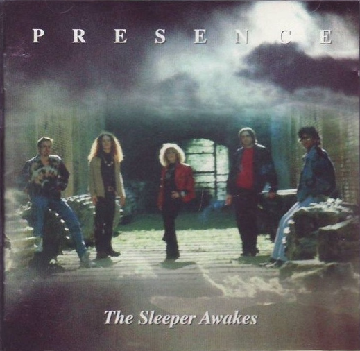 The Sleeper Awakes Cover art