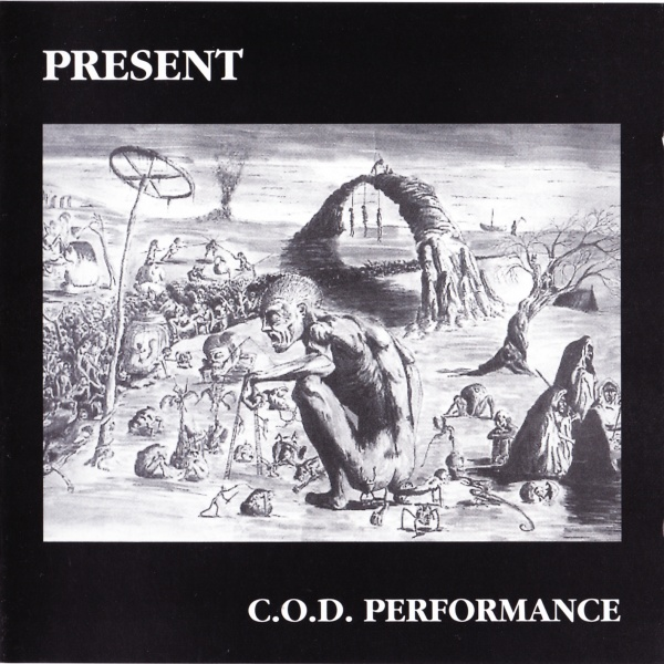 Present - C.O.D. Performance cover