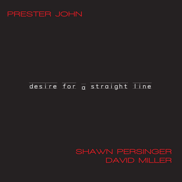 Desire for a Straight Line Cover art
