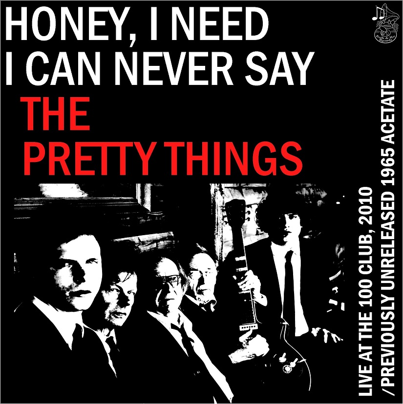 Honey, I Need / I Can Never Say Cover art