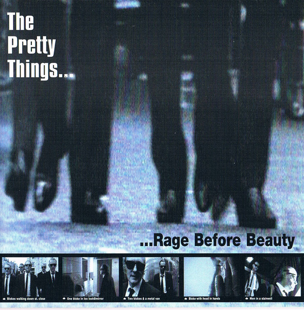 The Pretty Things — ...Rage before Beauty
