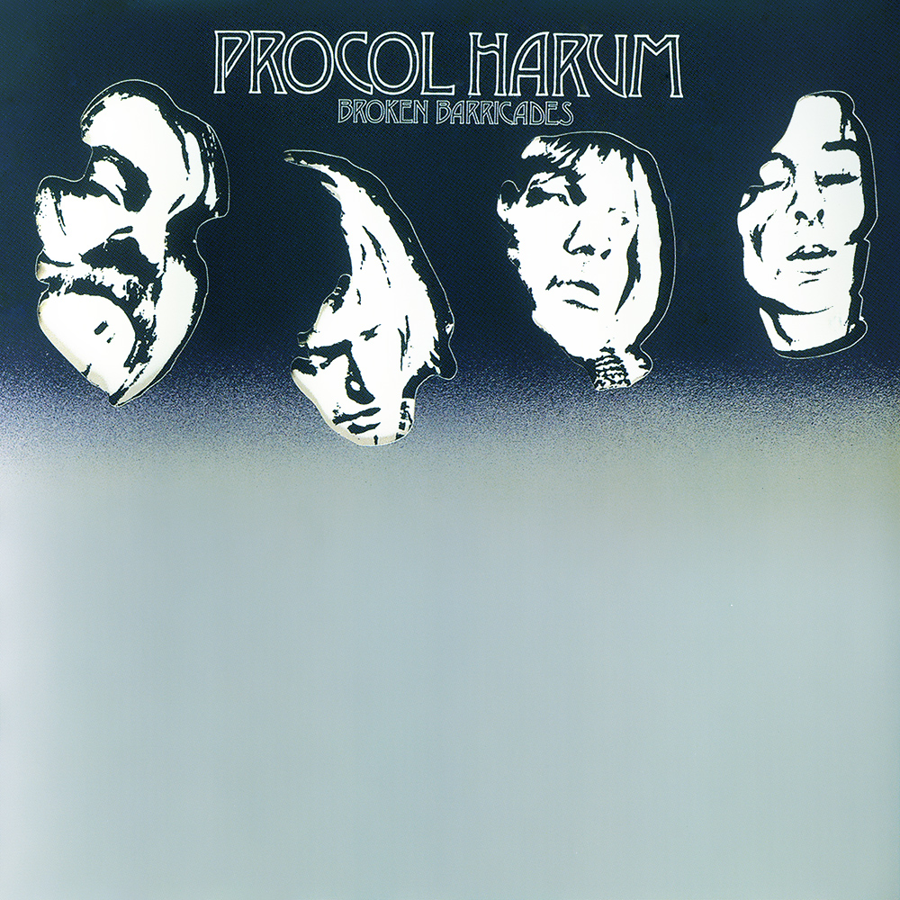 Procol Harum — Broken Barricades