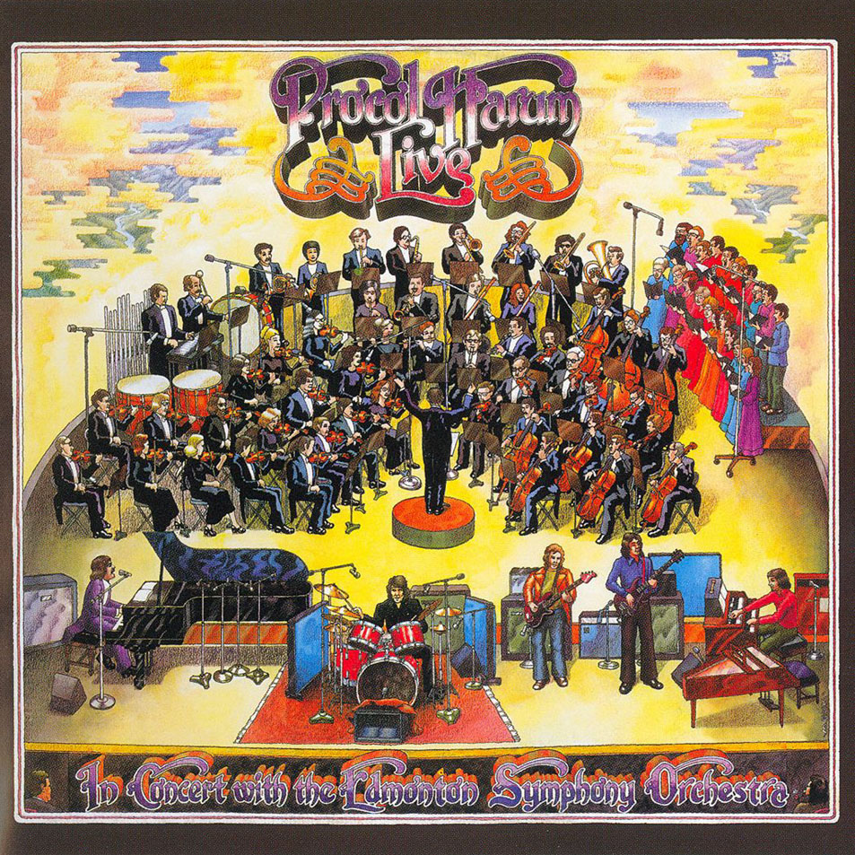 Procol Harum — Live - In Concert with the Edmonton Symphony Orchestra