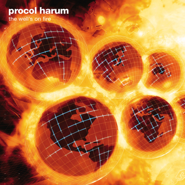 Procol Harum — The Well's on Fire