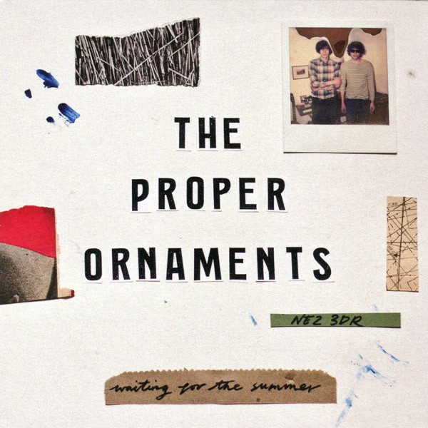 The Proper Ornaments — Waiting for the Summer