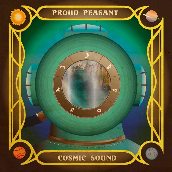 Proud Peasant - Cosmic Sounds cover art