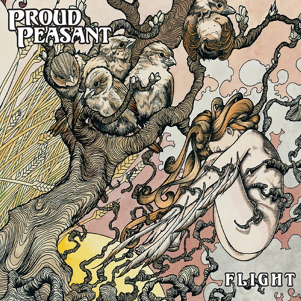 Proud Peasant - Flight cover