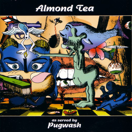 Pugwash — Almond Tea
