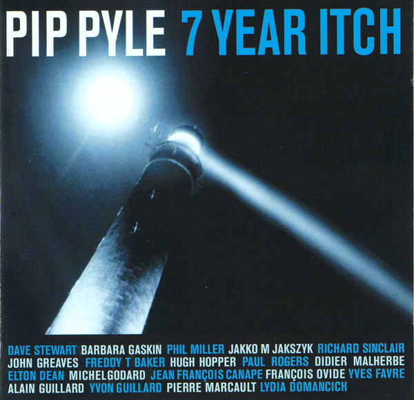 Pip Pyle - 7 Year Itch cover