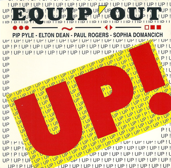 Pip Pyle's Equip' Out — Up!