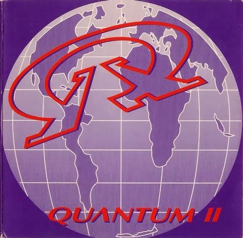 Quantum II Cover art