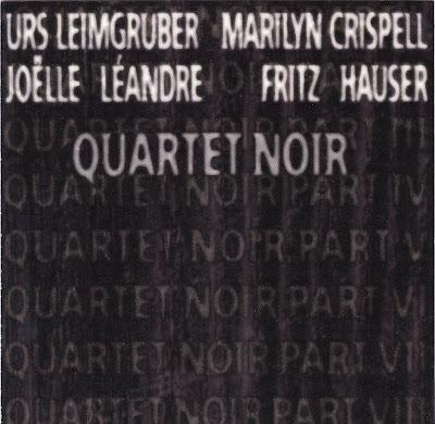 Quartet Noir — Quartet Noir