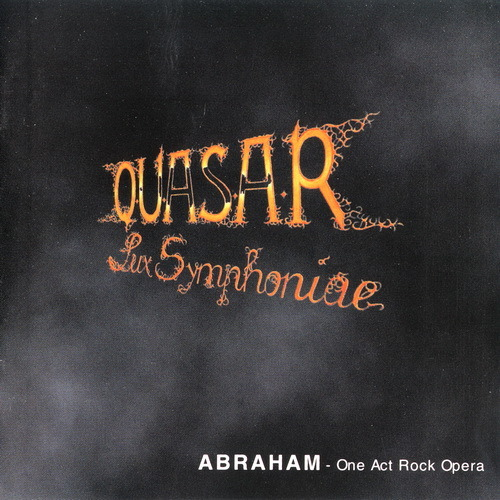 Abraham - One Act Rock Opera Cover art