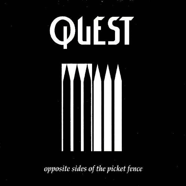 Opposite Sides of the Picket Fence Cover art