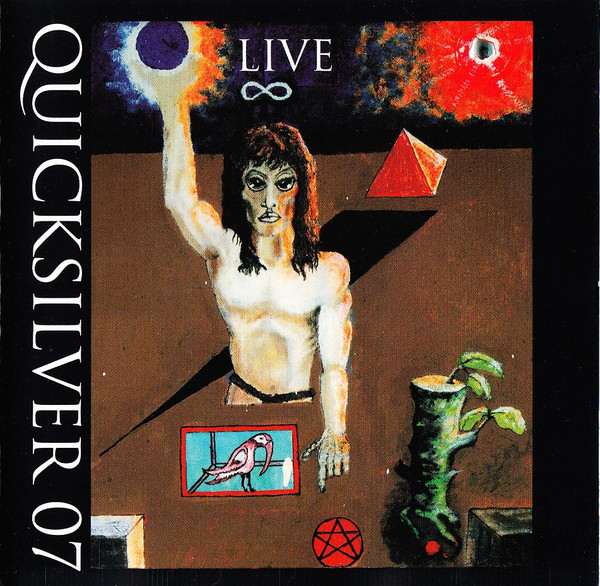 Quicksilver 07 Live Cover art