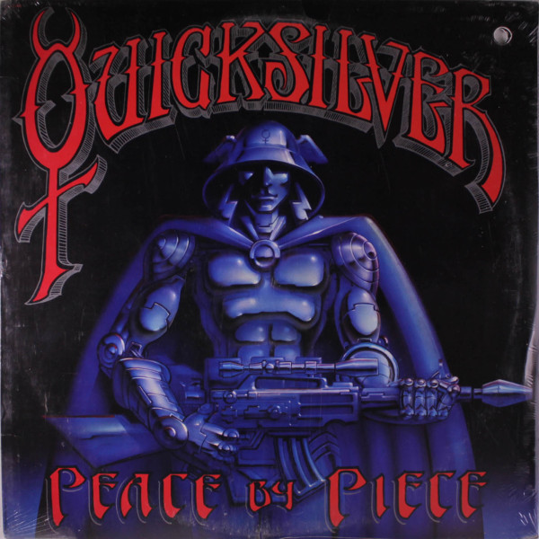 Quicksilver — Peace by Piece