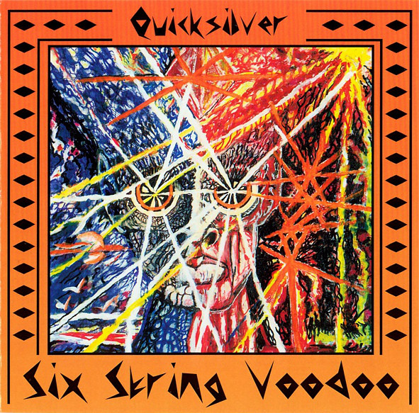 Six String Voodoo Cover art