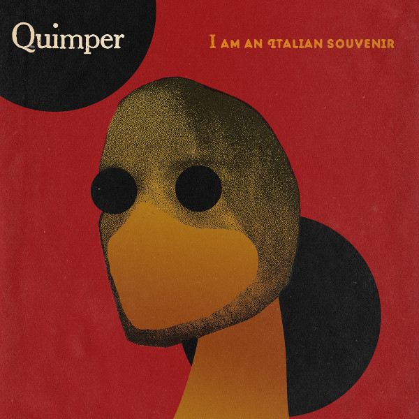 I Am an Italian Souvenir Cover art
