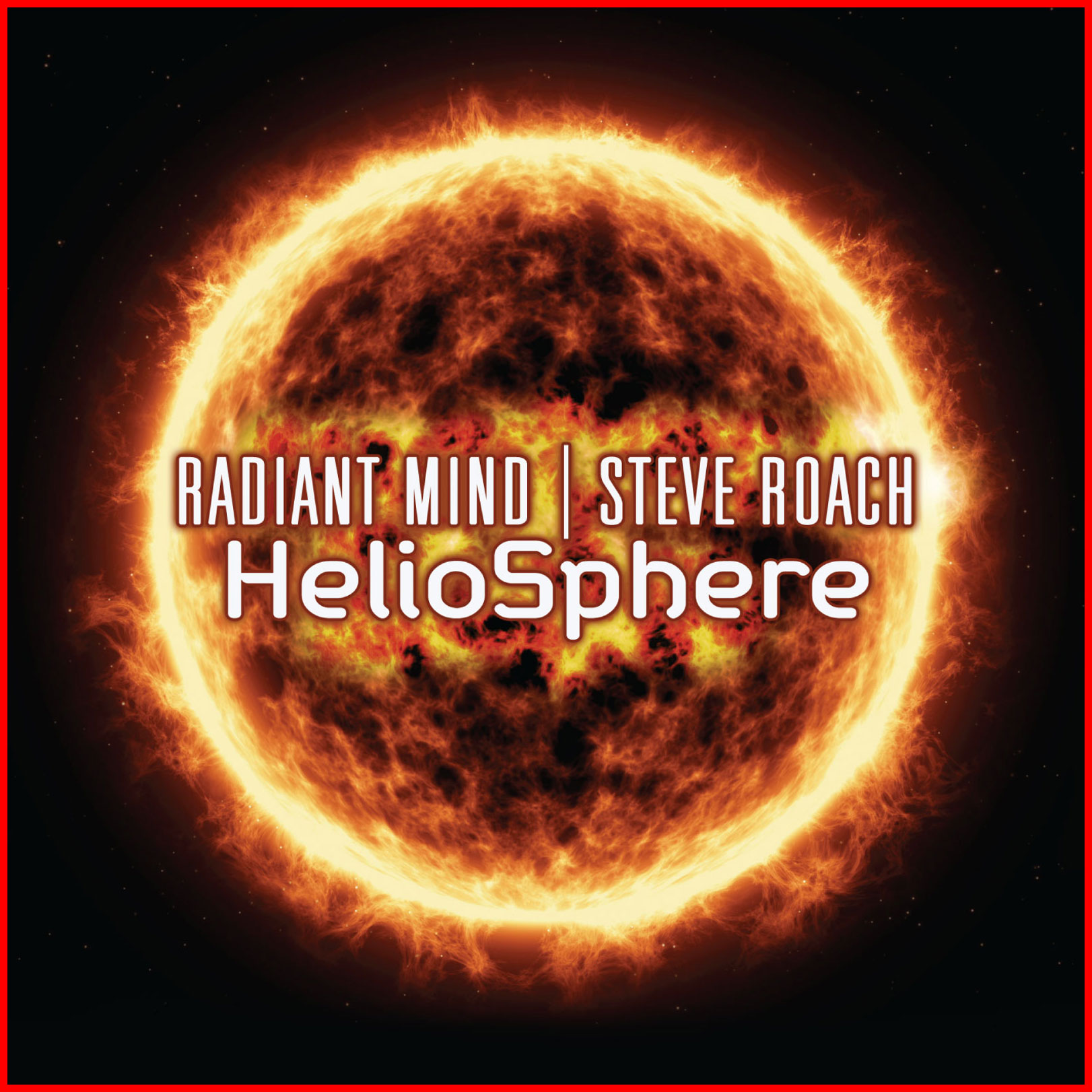 Heliosphere Cover art
