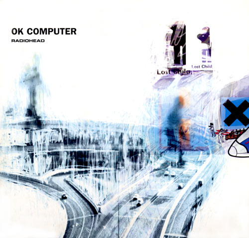 OK Computer Cover art