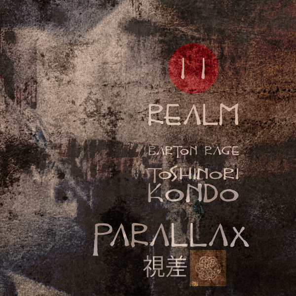 Realm II - Parallax Cover art