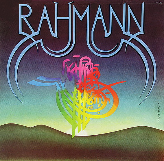 Rahmann Cover art