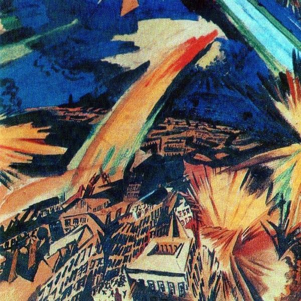 Apokalyptische Stadt Cover art