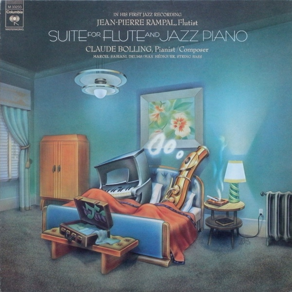 Claude Bolling / Jean-Pierre Rampal — Suite for Flute and Jazz Piano