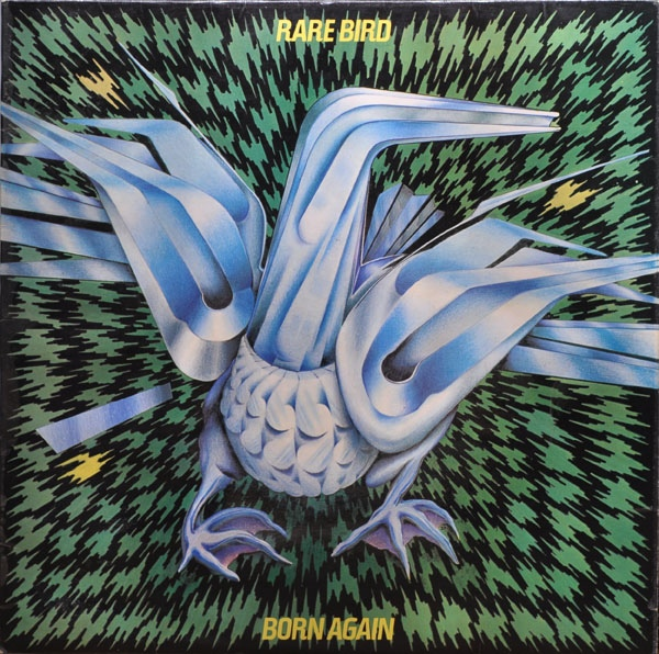 Rare Bird — Born Again
