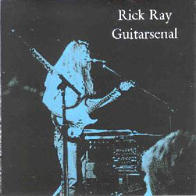 Guitarsenal Cover art