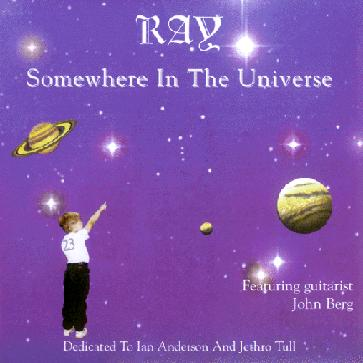 Somewhere in the Universe Cover art