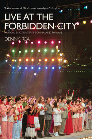Live at the Forbidden City Cover art