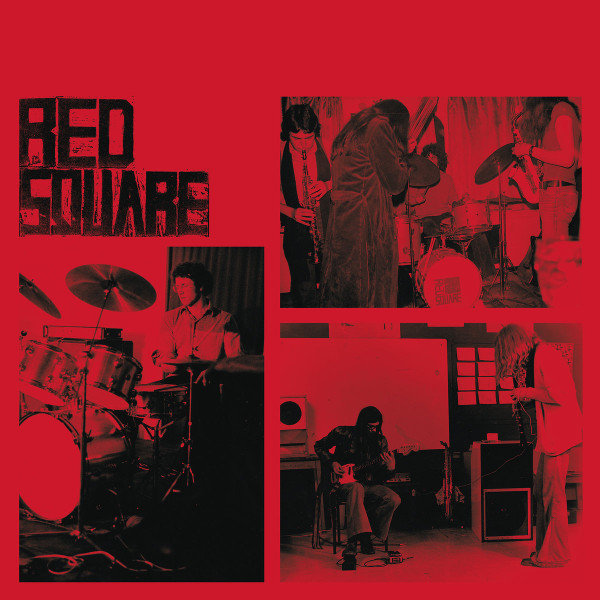 Red Square — Rare and Lost 70s Recordings