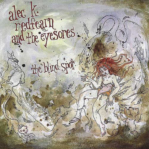 Alec K Redfearn and the Eyesores — The Blind Spot cover