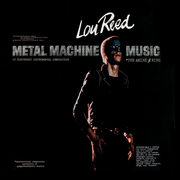 Lou Reed — Metal Machine Music