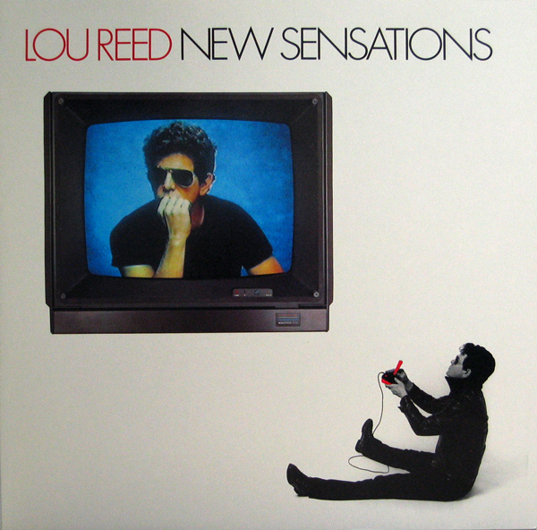 Lou Reed — New Sensations