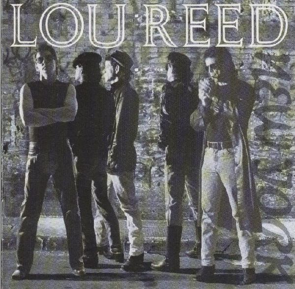 Lou Reed — New York