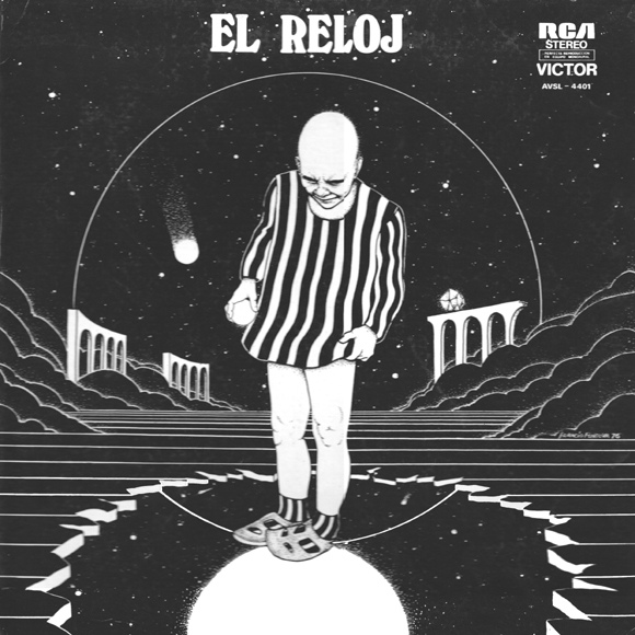 El Reloj (AKA Second Album) Cover art