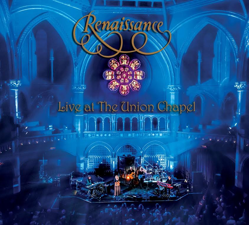 Live at the Union Chapel Cover art