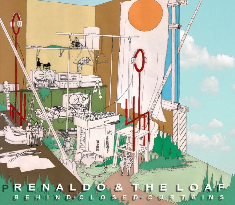 Renaldo & The Loaf — Behind Closed Curtains / Tap Dancing in Slush / Rotcodism