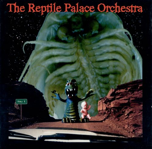 The Reptile Palace Orchestra — Hwy X