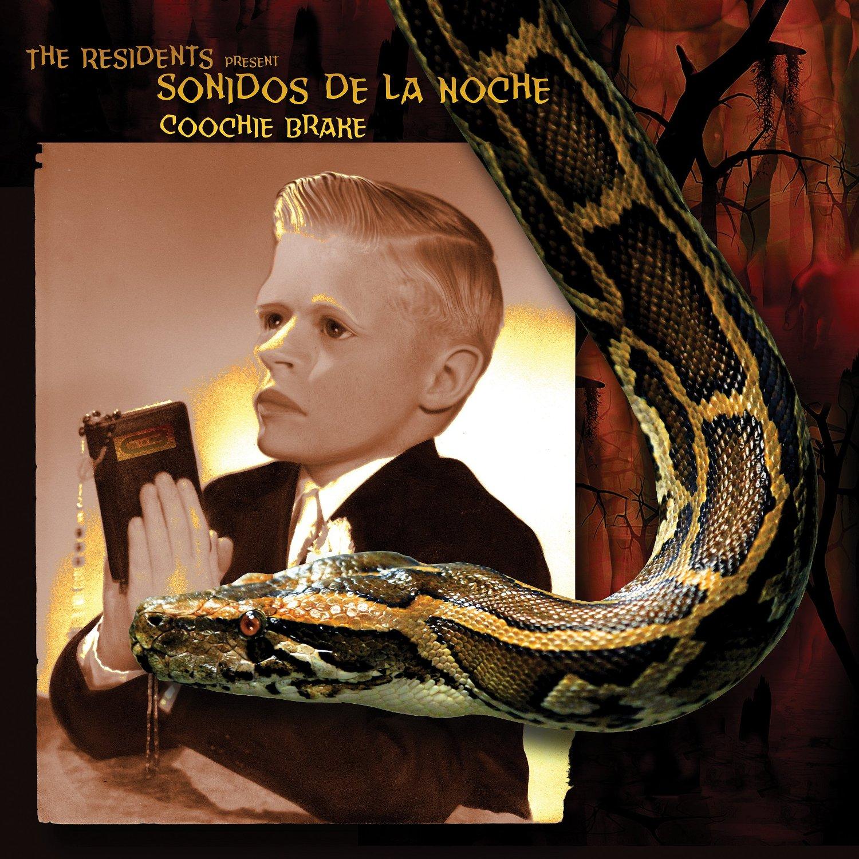 The Residents — Sonidos de la Noche - Coochie Break
