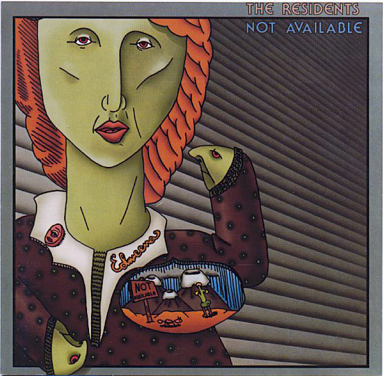 The Residents — Not Available