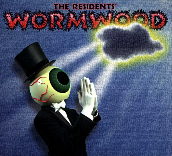 Wormwood: Curious Stories from the Bible Cover art