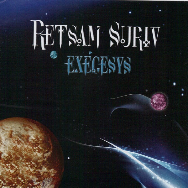 Exégesys Cover art