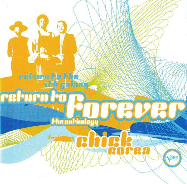 Return to Forever Featuring Chick Corea — Return to the Seventh Galaxy - The Anthology
