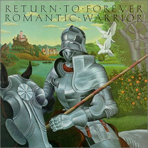 Return to Forever — Romantic Warrior