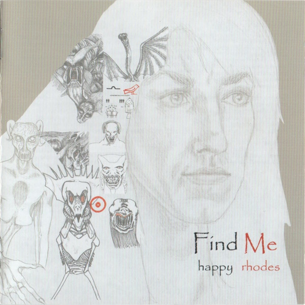 Happy Rhodes — Find Me
